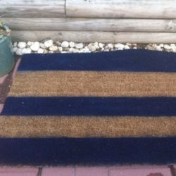 DIY Door Mat by Farmhouse Made