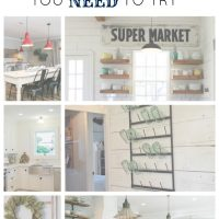 Top 5 Fixer Upper DIY's You Need To Try!