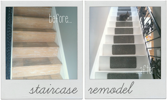 Staircase Renovation, Part 2