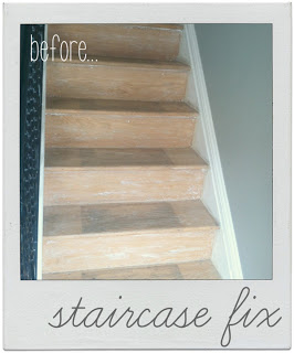 Staircase Renovation, Part 1