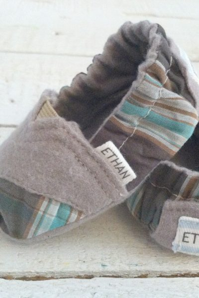 Baby TOMs-ish Shoes