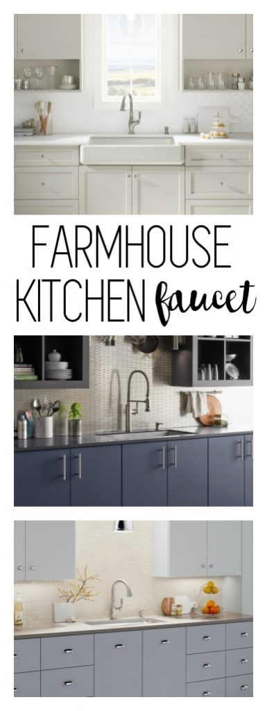 Stop! Check out these amazing farmhouse kitchen faucets - Help me pick!