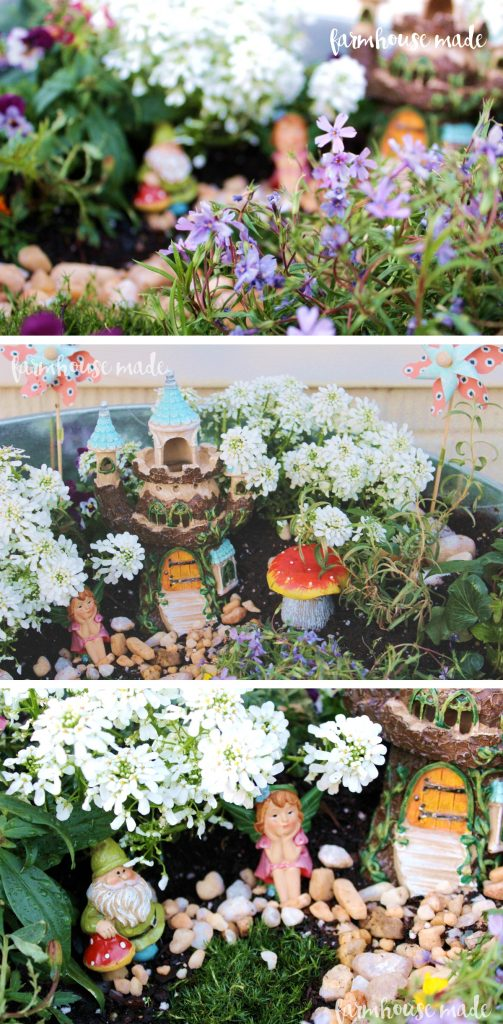 How to make your own stress-free fairy garden!