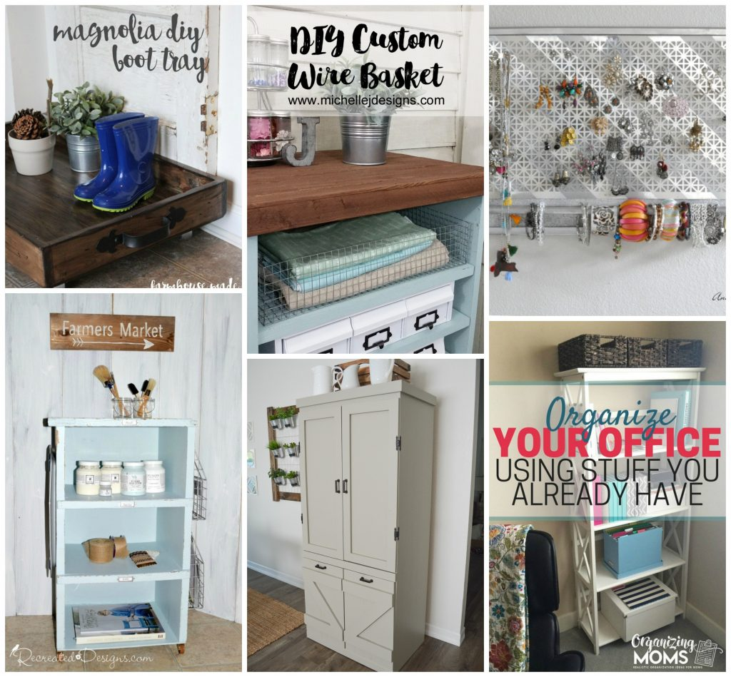 Some of the best ideas to organize your home. I need to organize my home so bad! Definitely trying #3!