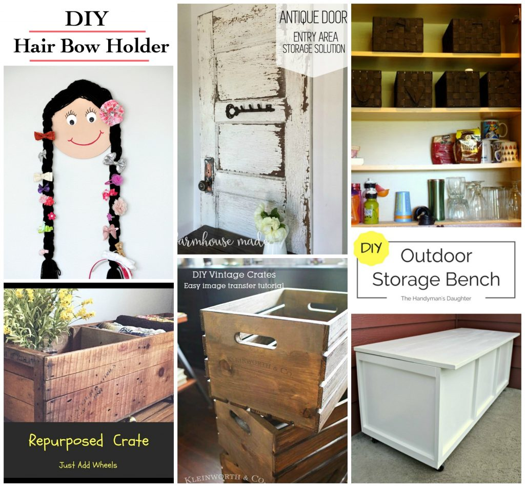 Some of the best ideas to organize your home. I need to organize my home so bad! Definitely trying #1!