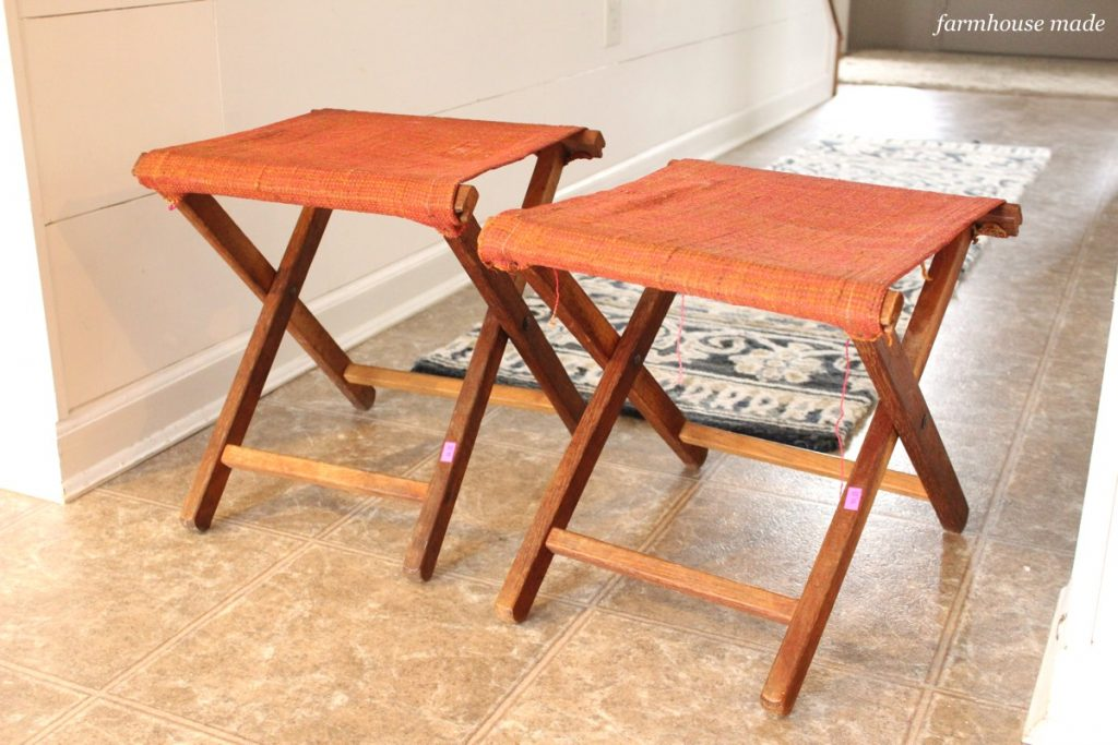 These were so in need of a thrift store makeover! You won't believe what they look like now!