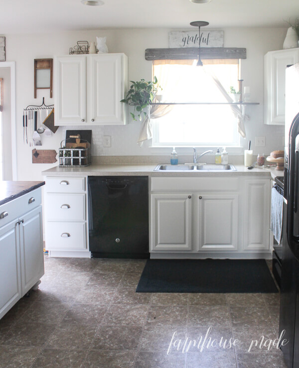 Made By Megg Kitchen Paint: Painting Kitchen Cabinets For Beautiful Results